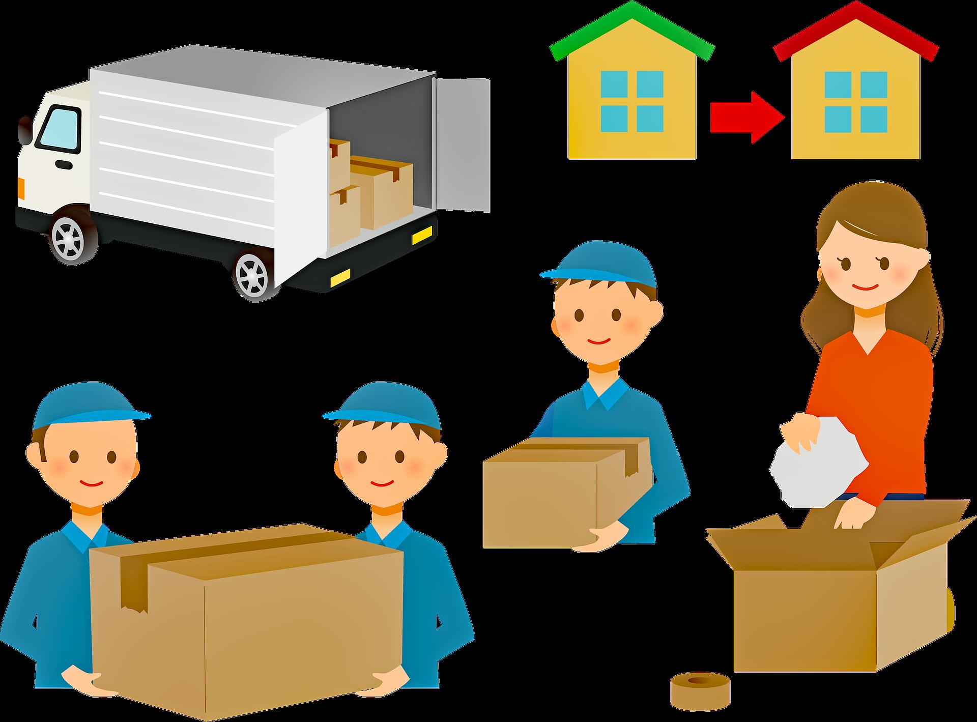 Stěhování (4)