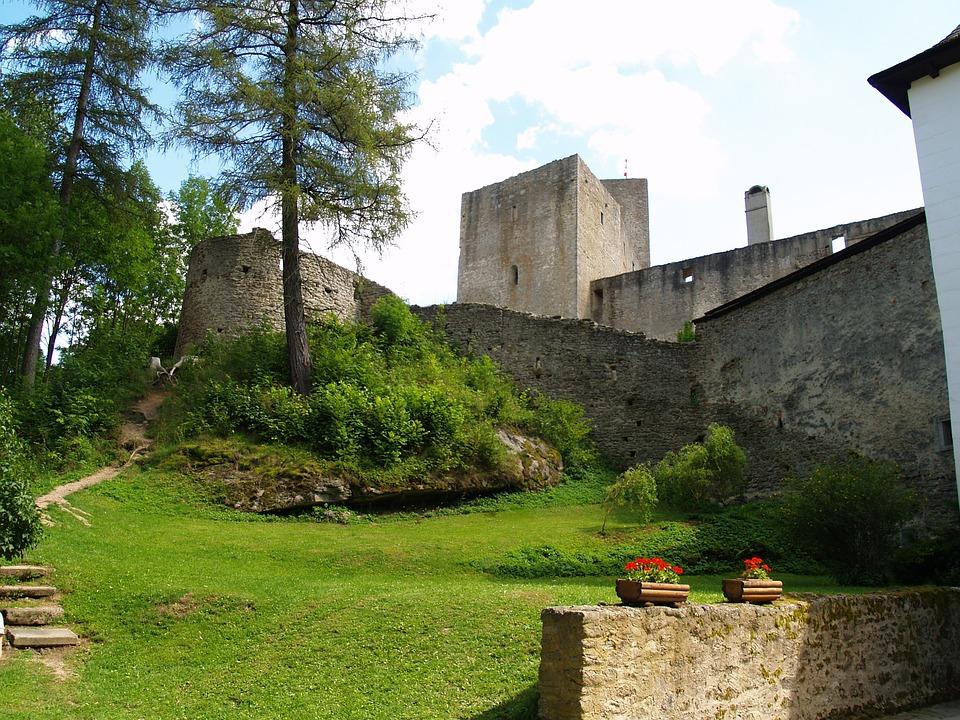 hrad Landštejn