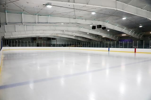 aréna na hokej