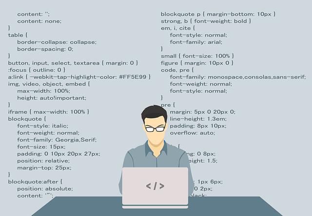 Práce programátora