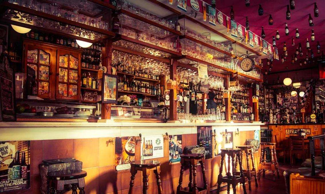 moderní bar